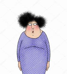 Image result for woman looking frustrated cartoon