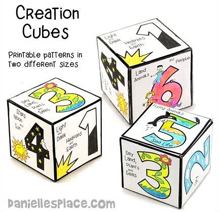 Image result for creation cube