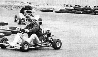 Image result for steve mcqueen go karts