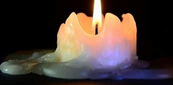 Image result for velas acabadas