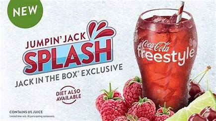 Image result for coca cola freestyle jack in the box