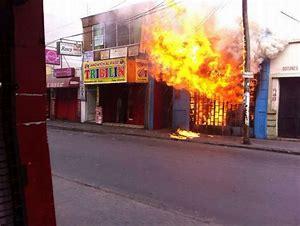 Resultado de imagen de incendia local