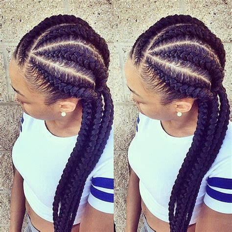 GHANA BRAIDS THE ULTIMATE GUIDE TO SUMMER BRAIDS FOR