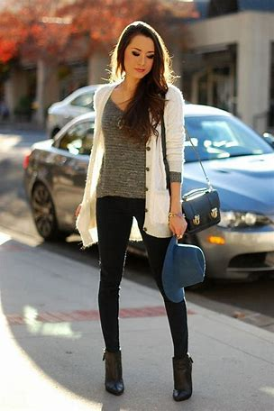 Image result for cardigan outfits girls