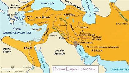Image result for map persian empire