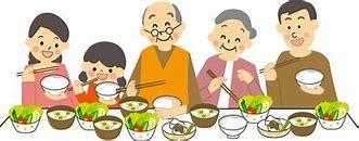 家族でご飯 イラスト に対する画像結果