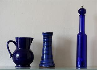 Image result for three blue objects