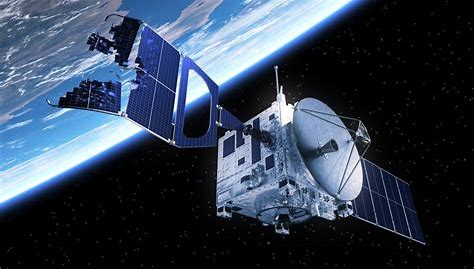 Image result for images of manmadde satellites