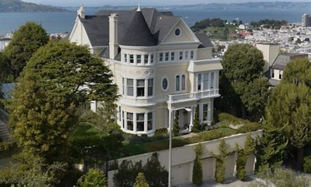 Image result for nancy pelosi's house