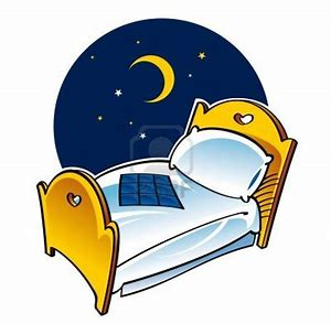 Image result for royalty free clip art of grandmother sleeping in bed