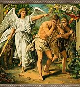 Image result for adam and eve banished from garden images