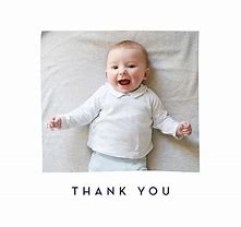 Image result for pictures of thank you with babies