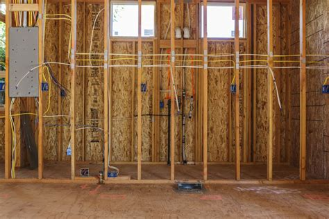new construction wiring new home electrician quality