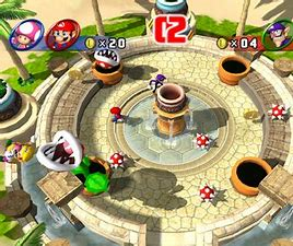 Image result for mario party 8 winner or dinner