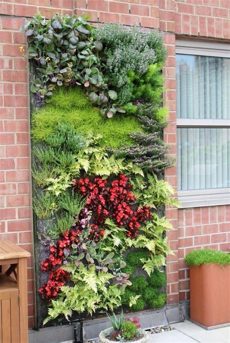 vertikaler garten designen herb garden design vertical