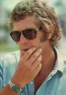 Image result for steve mcqueen wearing persol 714 sunglasses