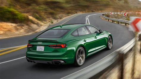 audi rs sportback unveiled in new york