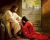 Image result for free picture of woman kissing the feet of jesus