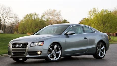 review audi a is a personal luxury coupe for the