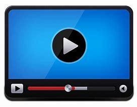 Resultado de imagen de video icono