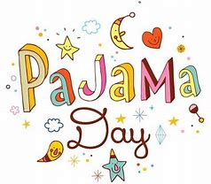 Image result for clip art pj day slippers