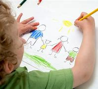 Image result for childrens drawings of things at school