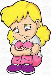 Image result for Sad Cartoon Girl Clip Art