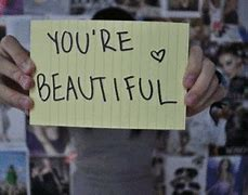 Résultat d'images pour gif you are beautiful
