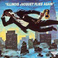Image result for llinois jacquet flies again roulette records