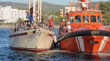Resultado de imagen de remolcar un barco