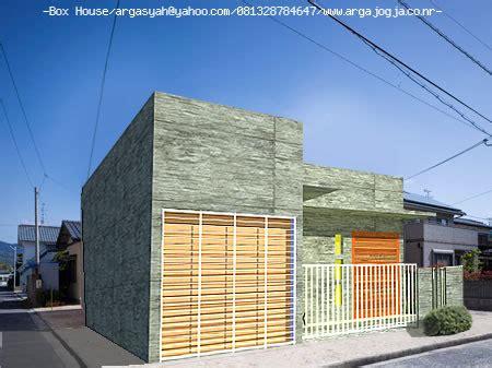 desain rumah kotak kecil ekonomis minimalis argajogja s blog