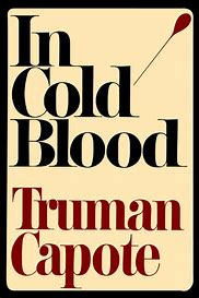 Image result for book in cold blood