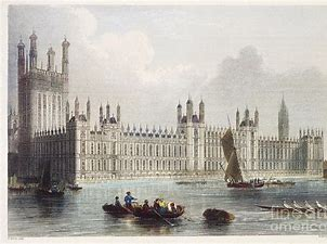 Image result for images english parliament 19th century
