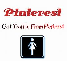 Image result for get traffic with pinterest