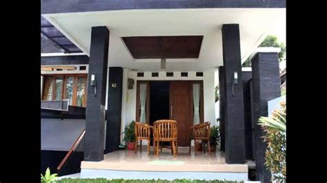 desain rumah minimalis lantai luas tanah m yg sedang