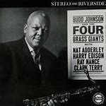 Image result for budd johnson and the four brass giants
