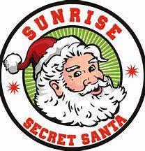 Image result for sunrise secret santa mchenry