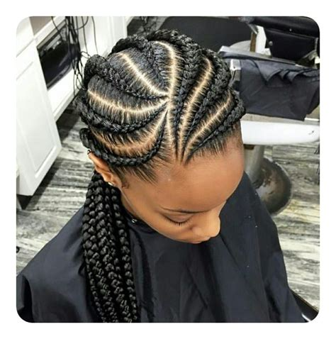 GORGEOUS AND INTRICATE GHANA BRAIDS THAT YOU WILL LOVE