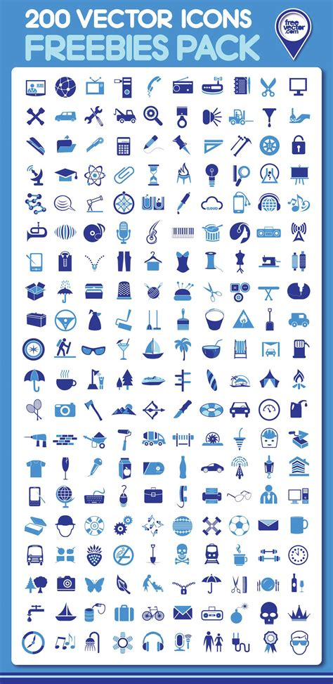 free download vector icons webdesigner depot