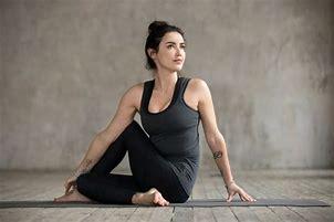 Image result for Bharadvajasana Yoga