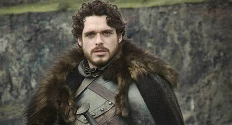 Robb Stark personaje de Choque de reyes