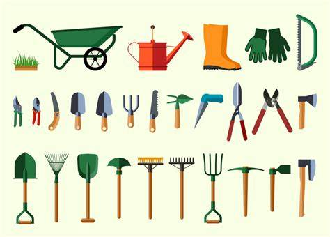 Gardening Tools For the Weeper