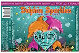Image result for toppling goliath dolphin sparks