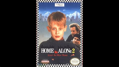 HOME ALONE LOST IN NEW YORK NES NO DEATH