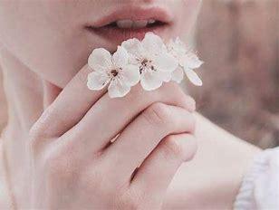 Image result for image lips delicate preparing to speak