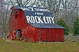 Image result for see rock city signs