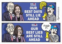 Image result for Biden Harris Funny Cartoon