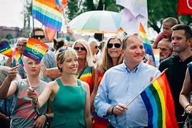 Bildresultat för pride festival löfven