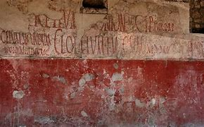 Image result for graffiti in pompeii