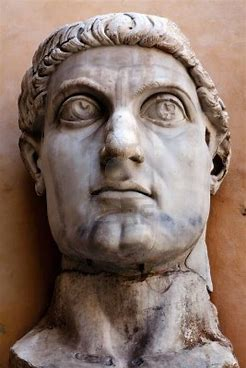 Image result for image emperor constantine